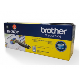 Mực máy in Brother MFC-L3750CDW Yellow Toner Cartridge (TN-263Y)
